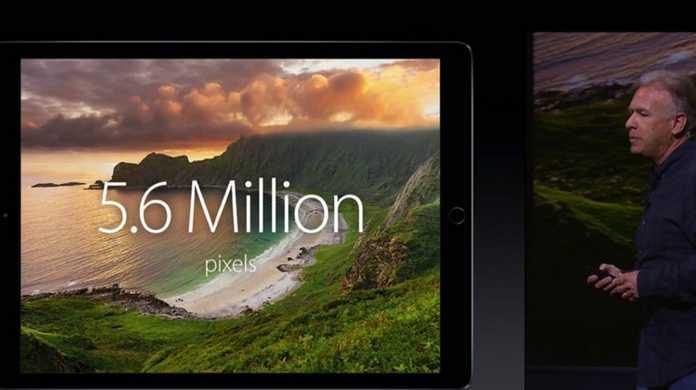 iPad Proの発売日は11月の1週目っぽいけど、プログラミング出来たら素敵だなあ。