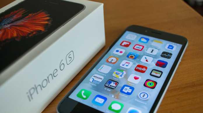 速いiPhone 6sがある。遅いiPhone 6sもある。