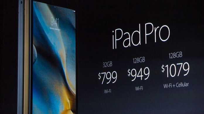 iPad Proはそんなに販売されない?OS Xだったらなぁ。。。
