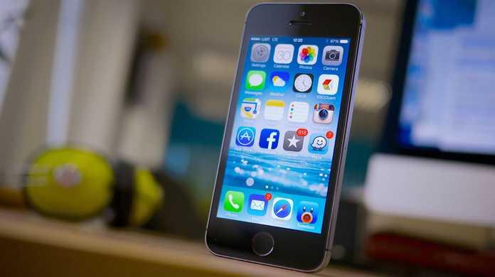 まさかの「iPhone 5s Mark Ⅱ」が登場か。