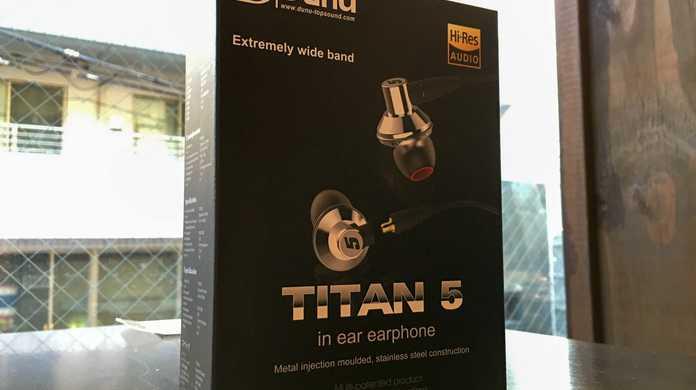 【レビュー】聞き慣れた曲も再び輝き出す元気な重低音が素晴らしいイヤホン「DUNU TITAN 5」