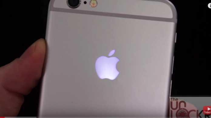 いらなくなったiPhone 6 / 6 Plusのアップルロゴを光らせる改造法。