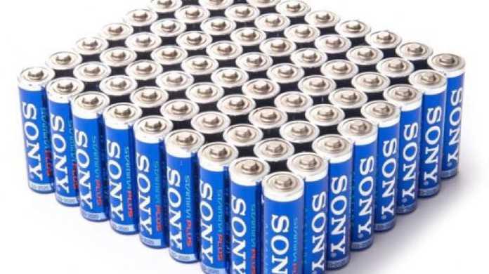 西暦2020年。ソニーのバッテリーがスマホに革命を起こす。
