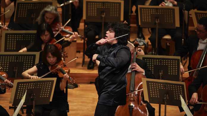 【AD】アンドレア・バッティストーニが指揮する東京フィルハーモニー交響楽団「ベートーベン第九特別演奏会」に行ってきました。