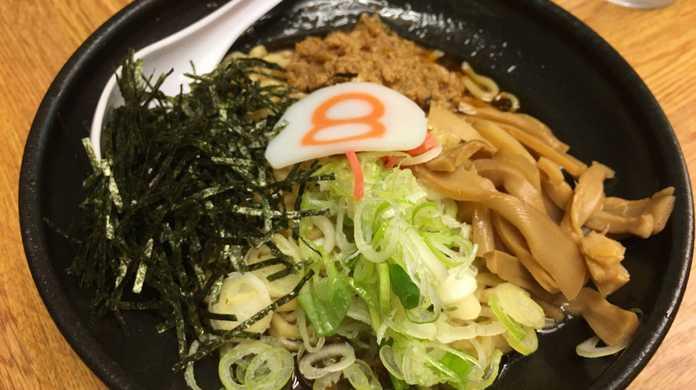 福井で一番美味しい8番らーめんと噂される国高店で「唐麺」を食らう!