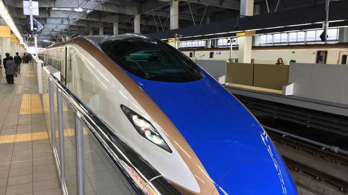 【意外に座れた】お正月の1月3日に金沢駅→東京駅行き、北陸新幹線はくたか568号の自由席に乗ってみましたレポート