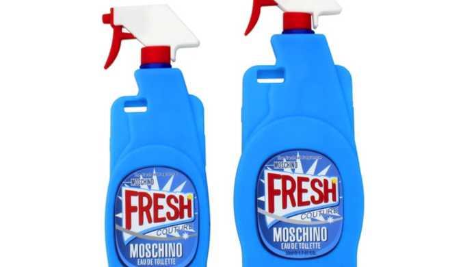 なんぞこれwww 洗剤スプレー型iPhoneケースがシュールすぎるwww