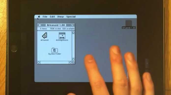 (iPadで)Mac OS 起動!
