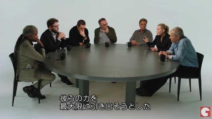 【動画】映画「スティーブ・ジョブズ」のスタッフたちがジョブズを語る。