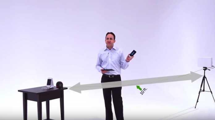 iPhone 8あたり? 次世代iPhoneは充電器から4m離れていてもワイヤレス充電できるように?