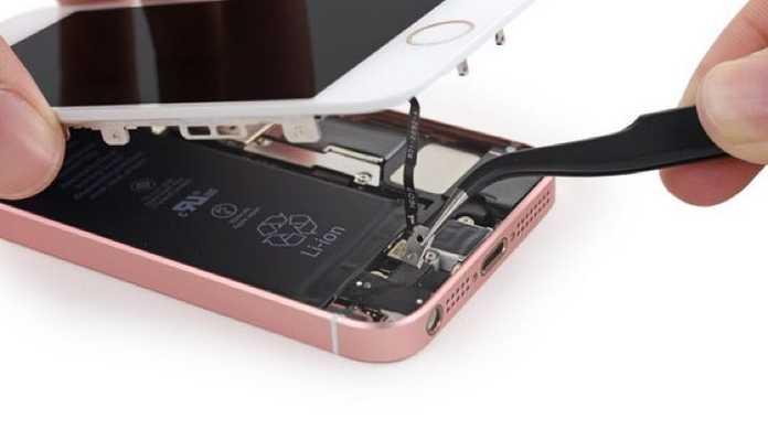 iPhone SEはより強力に分解されました。