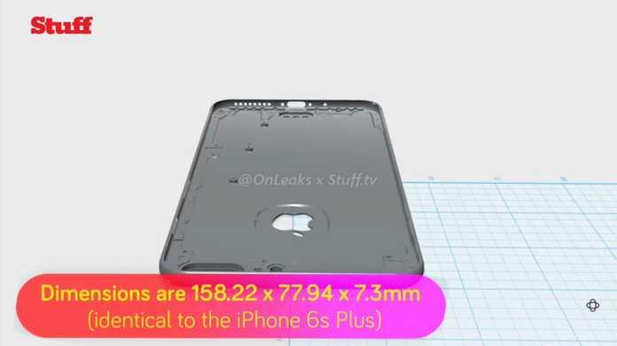 iPhone 7 Plus/Proのリークの数々をの3D CADと共に振りかえれる動画。