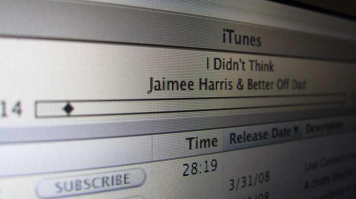 高音質でiTunes/iPhone/iPadに音楽CDの曲を追加するための設定。(MP3、AAC、Appleロスレス)