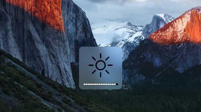 【Mac】音量と画面の明るさを通常よりも微調整するためのショートカットキー。