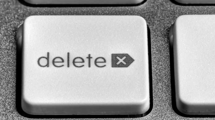 """【Mac】「項目"""" *** """"は削除できないため、ゴミ箱に入れることができません。」と言われてファイルが削除できない場合の対処方法。"""