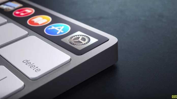 【Mac】もしもMagic Keyboardにタッチバーが搭載されたなら・・・。