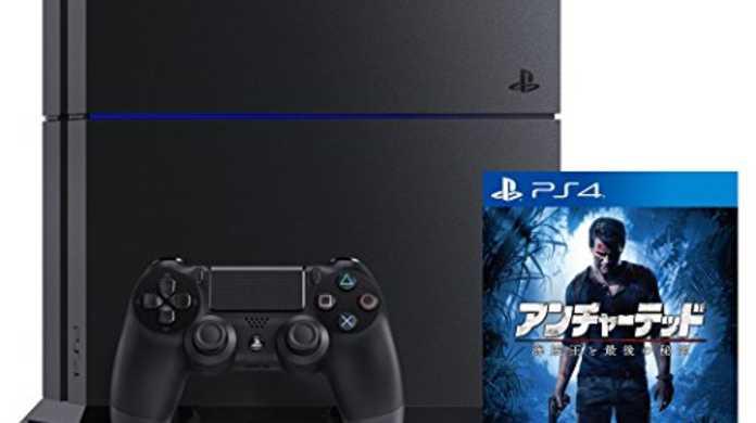 【Amazonプライムデー】PS4、Vita、ニンテンドー3DS、Wii Uなどのゲーム専用機が嬉しいセール価格に!