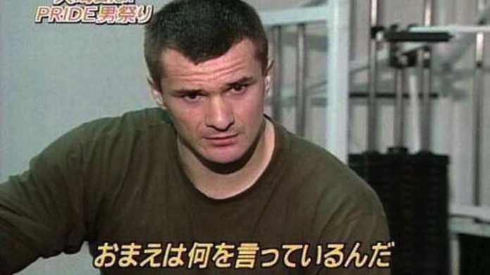 あの格闘ターミネーター、ミルコ・クロコップ(41)さんポケモンGOにハマる(笑)