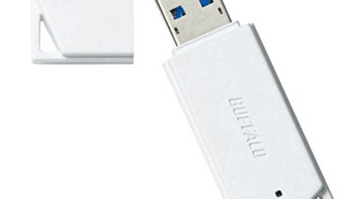 【セール】BUFFALOのUSB3.0対応のUSBメモリが37%オフで623円。アップル関連のセール商品25個まとめ。