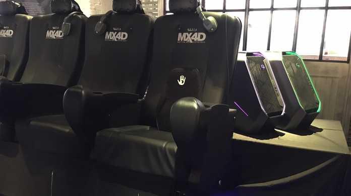 映画館の「4DX」と「MX4D」の違いとは?