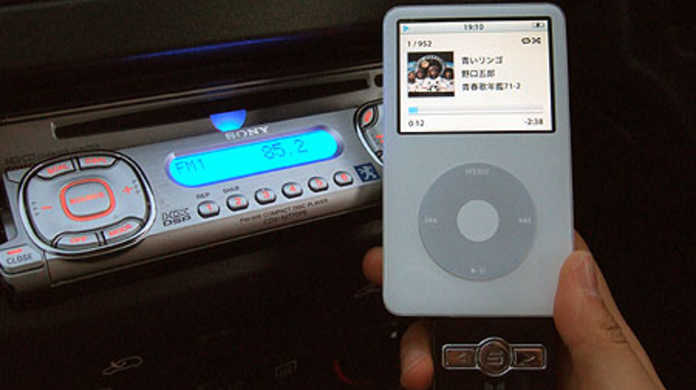 車でiPodを聴ける!最強音質と噂のMonster iCarPlay Wireless 200FMトランスミッターを試してみた。