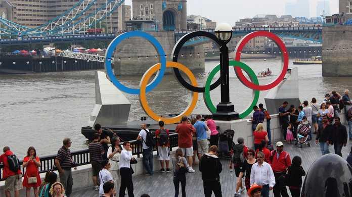 【雑学】オリンピックの五輪マークは一体何を表しているかわかりますか?