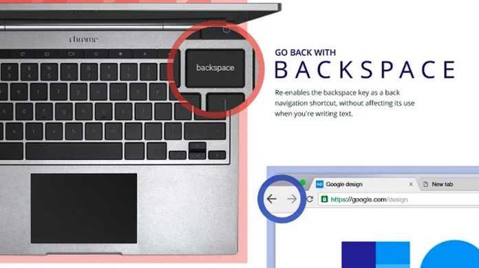 「バックスペースキーで前のページに戻る」を復活させるGoogle Chrome拡張機能「Go Back With Backspace」