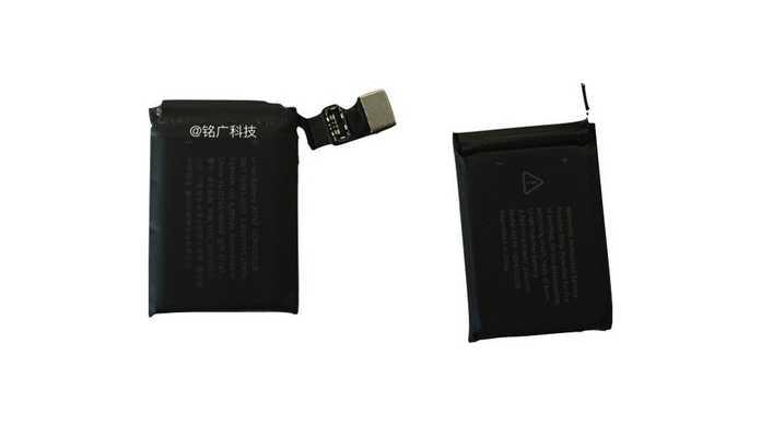 次世代Apple Watchは、バッテリー容量が36%アップする?