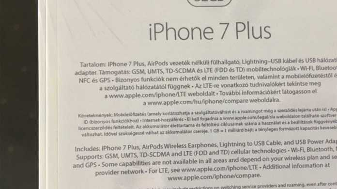 iPhone 7 Plusにはワイヤレスイヤホン「AirPods」が付いてくる?