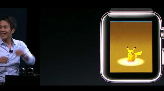 【速報】ポケモンGOがApple Watchに対応することが発表!#AppleEvent