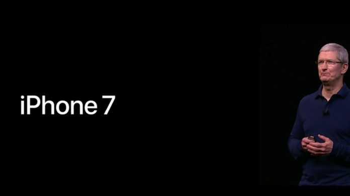 【速報】iPhone 7が発表! - フェリカ対応、防水、ステレオスピーカー、ワイヤレスイヤホンAirPodsなど。