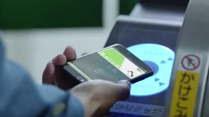 1分半でザックリわかるApple Pay。 - iPhone 7とApple Watch Series 2はFeliCa内蔵。Suicaやクレジットカードが使えるように。