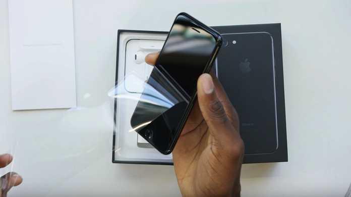 【動画】「iPhone 7」「 iPhone 7 Plus」開封の儀。(色はジェットブラックとマットブラック)