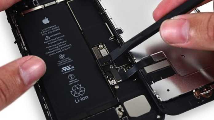 iPhone 7も分解されてしまいました!