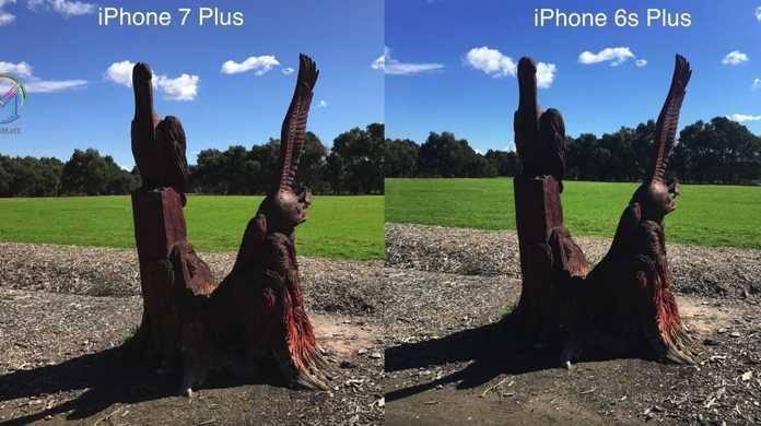 「iPhone 7 Plus」と「iPhone 6s Plus」のカメラ性能はどのくらい違うのか?