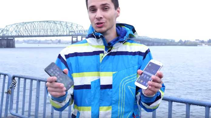 iPhone 7の防水機能の実力はいかほどか?一体何メートル海に沈んでも大丈夫なの?