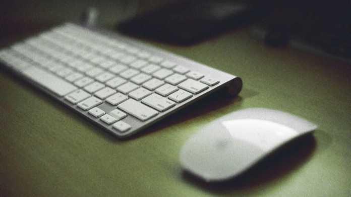 次世代Magic Keyboardは、電子インクの採用でキーの表示を自在に変えられるかもしれない。