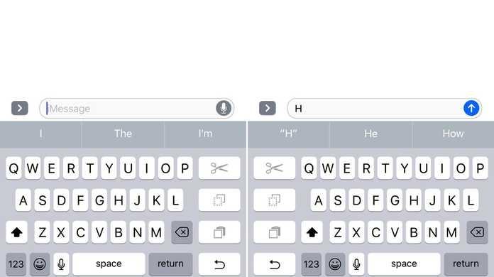 iOSには8の時代から「純正の片手用キーボード」が潜んでいたらしい。