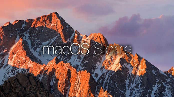 macOS Sierra 10.12.1がリリース。ユニバーサルクリップボードのバグ修正など。