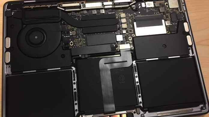 【THE分解】Touch BarレスのMacBook Pro Late 2016の中身は一体どうなってるのか?