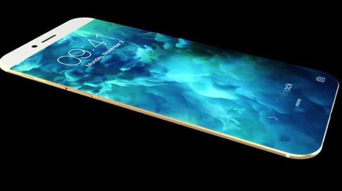 iPhone 8はベゼルレス&5インチと5.8インチの湾曲スクリーンで登場か。