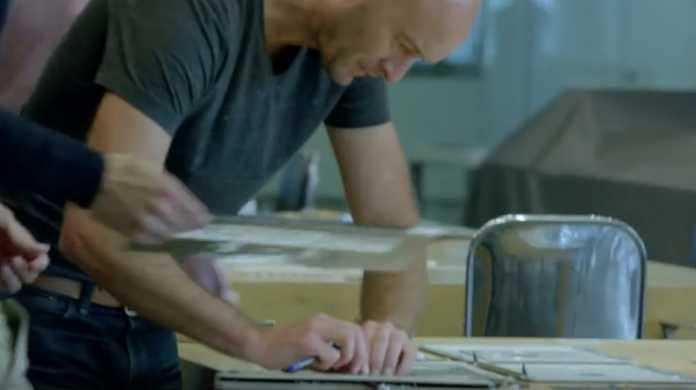 【動画】Appleのデザインはこの研究所から生まれる。