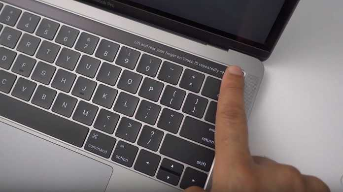 【動画】Touch Bar内蔵のMacBook Pro 13インチのハンズオン動画。