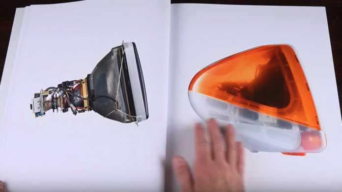【動画】Appleの20年のデザインを振り返る「Designed by Apple in California」は一体どんな写真集なのか?