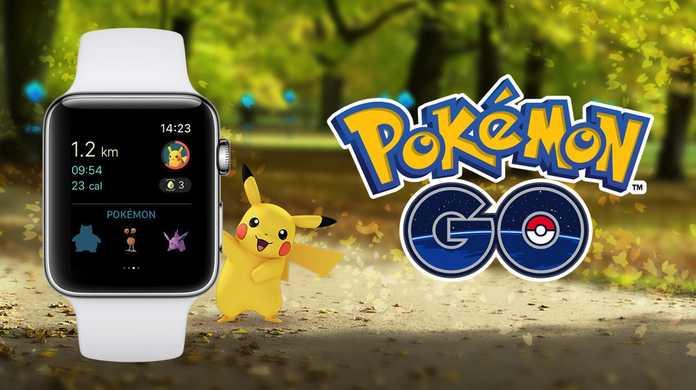 ついにポケモンGOがApple Watchに対応。iPhoneを起動せずとも歩いた距離をカウントするが、ポケモンのゲット機能はなし。