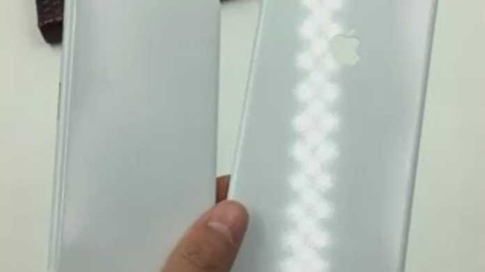 iPhone 7の新色「ジェットホワイト」ここに見参!?