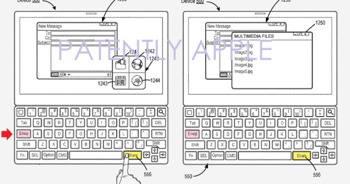 次世代Smart Keyboardはシェアボタン、絵文字ボタン、検索&Siriボタンなどがつく?