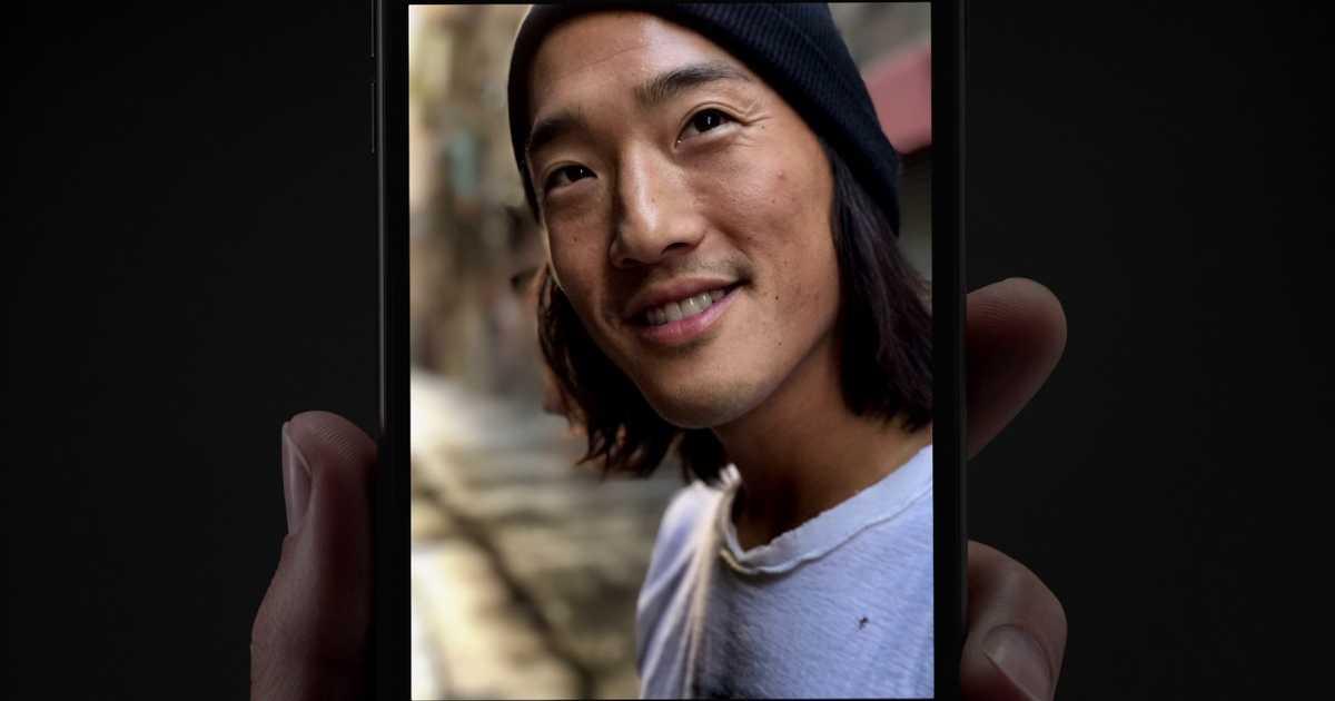 Apple、iPhone 7 Plusの被写界深度エフェクトの威力が一目瞭然のCM「ボーイフレンド」「ベストフレンド」を公開。
