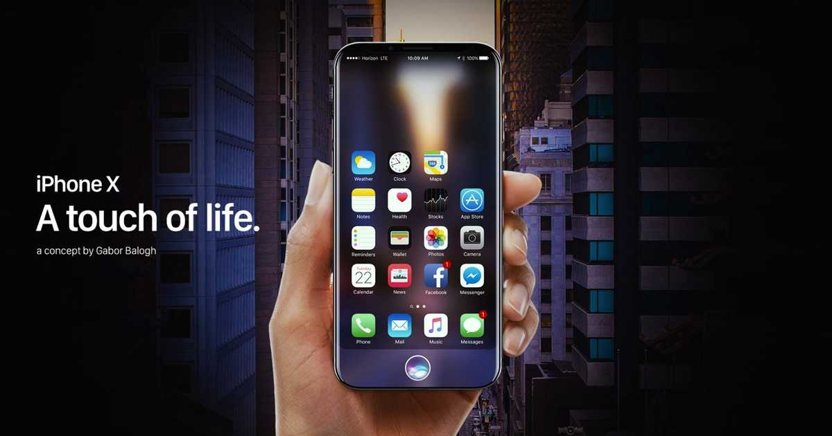 SiriがAR対応で超進化? とても刺激的なiPhone Xコンセプト。