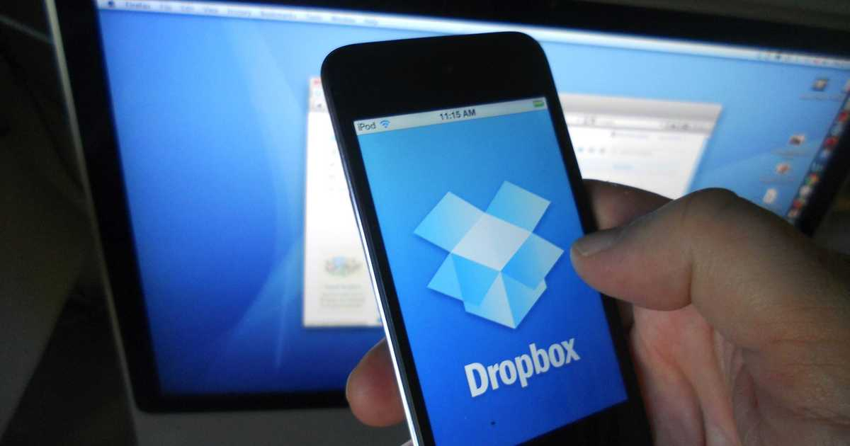 Dropbox上の削除できないファイル・フォルダを削除する方法。